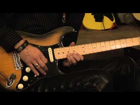 Rainbow Bridge (Original Song) on US Fender Buddy Guy Signature Strat