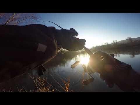 Pesca in video di Kremenchuk