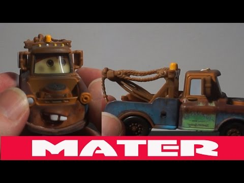Mater From CARS, Cars 2 And Maters Tall Tales.... It's Mater