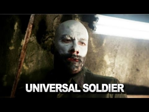 Universal Soldier: Day of Reckoning Clip 'Machete Fight'
