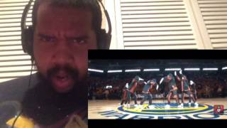 NBA Final 2017 Half Time Performance By Jabbawockeez Reaction!!!