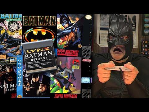 Batman, část 1.