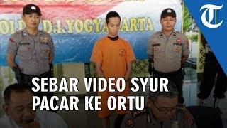 Tak Direstui, Pria Ini Nekat Sebar Video Syur dengan Pacar ke Orangtua Korban, Begini Pengakuannya