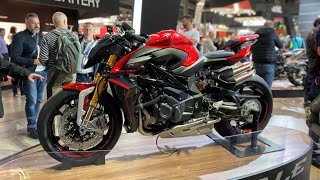 Top 10 New MV Agusta Motorcycles At Eicma Motor Show 2019  Upcoming Models For 2020