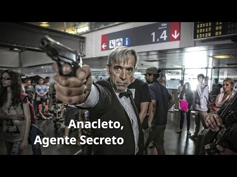 afbeelding Anacleto: Agente secreto