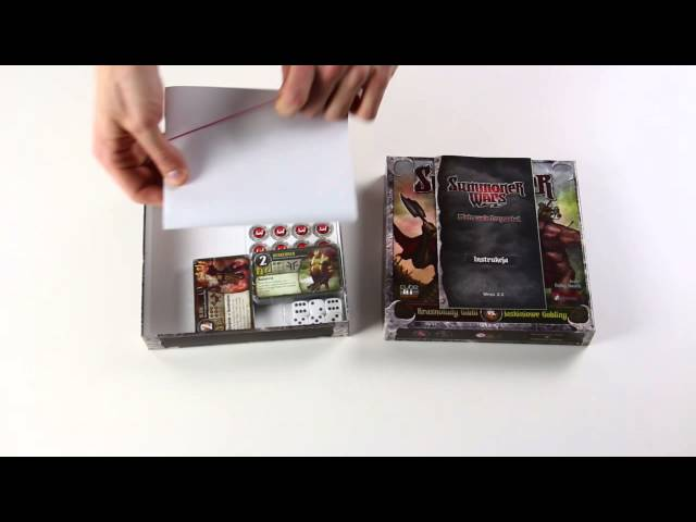 Gry planszowe uWookiego - YouTube - embed JFxC1pAntEo