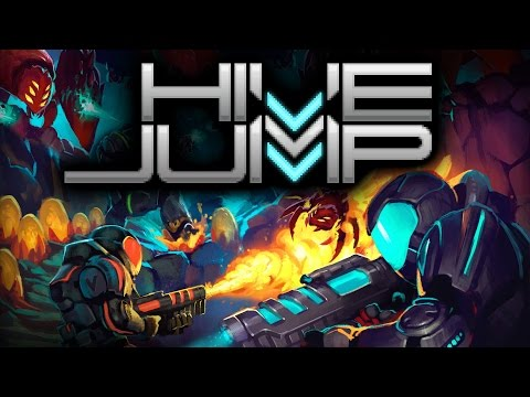 HIVE JUMP - LAUNCH TRAILER (STEAM) thumbnail