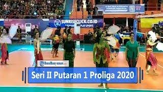 Antusiasme Tinggi Penonton Proliga 2020, Sudah Padati Area Gor Satria Purwokerto
