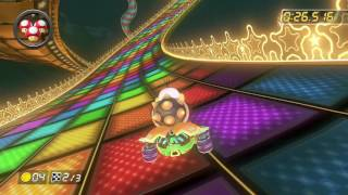 N64 Rainbow Road - 1:16.632 - Vαατι (Mario Kart 8 World Record)