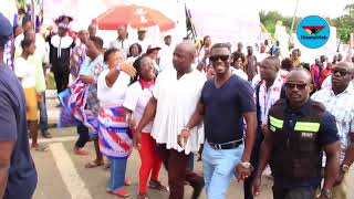 Agya Koo sighted at NPP Delegates Conference grounds at Koforidua
