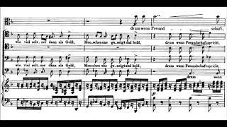 Franz Schubert - Ständchen, D. 920 for Alto solo, Male Chorus  Piano