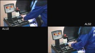 Балансировочный стенд Trommelberg от компании АвтоСпец - видео