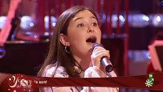 Maria De La Colina, Marisol Y Maria- En La Candela- Gala 18 Yo Soy Del Sur