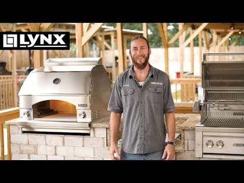Lynx Napoli Outdoor Pizza Oven Overview