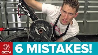 6 Bike Repair Mistakes Every Cyclist Should Avoid