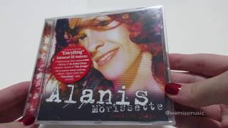 Unboxing: Alanis Morissette - So-Called Chaos CD Album (2004)