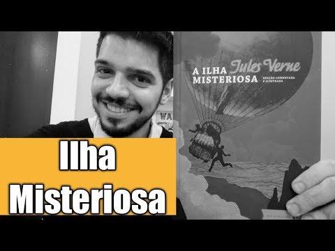 Ilha Misteriosa: mais do mesmo de Julio Verne