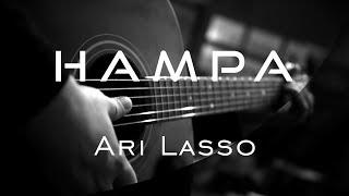 Hampa   Ari Lasso ( Acoustic Karaoke )