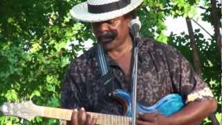 Blues Guitar of Cool John Ferguson  6-8-12