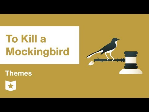 To Kill a Mockingbird Themes: Prejudice, Racism, Justice and Courage