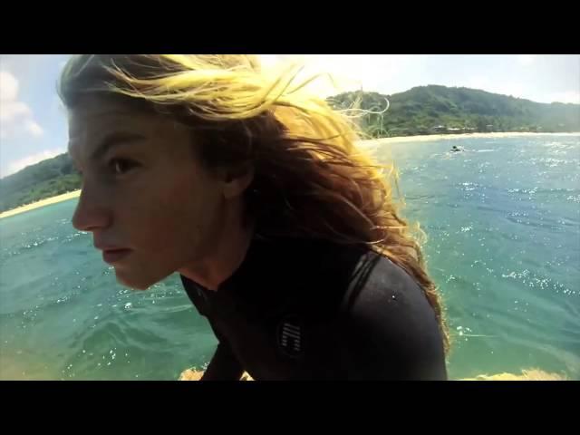 Leah Dawson Might Save Women's Surfing - The Inertia