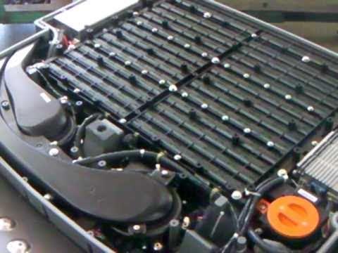 2005-2008 Ford Escape Hybrid No Crank No Start: High Voltage