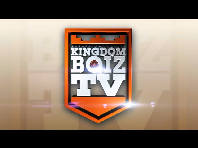 Kingdomboiz Tv Logo Animation