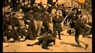 История САМБО - советская система рукопашного боя.