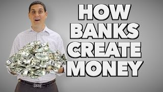 How Banks Create Money - Macro Topic 4.4