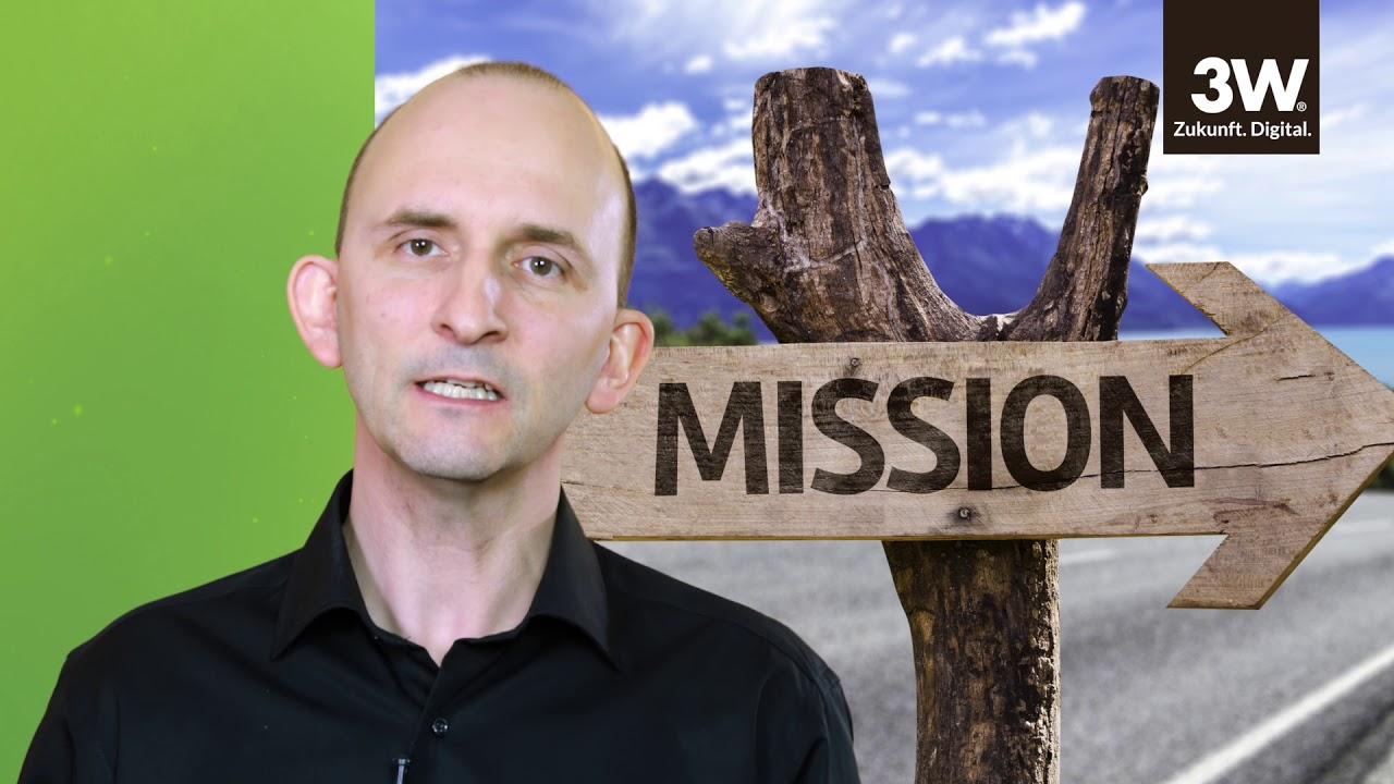 So entsteht Ihre Vision und Mission
