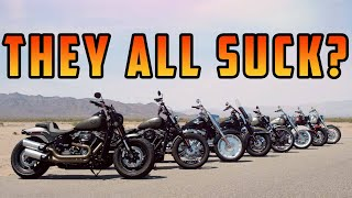 Harley Davidson Sucks? 6 Common Myths & Misconceptions About Harley Davidson Motorcycles...