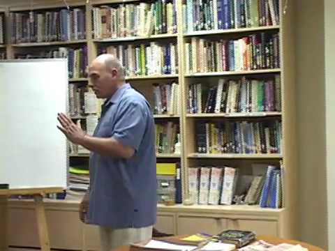 Jack Rosen: The Story of Jesus 3/8