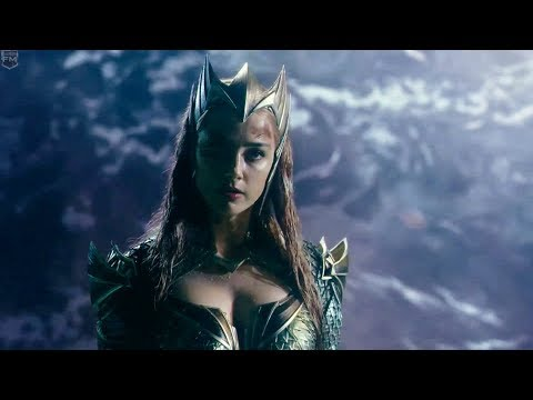 Steppenwolf in Atlantis | Justice League