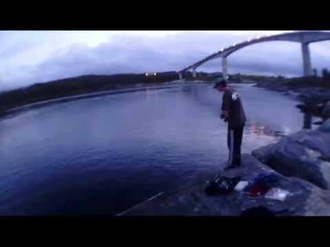Prova di videocamere per pesca invernale