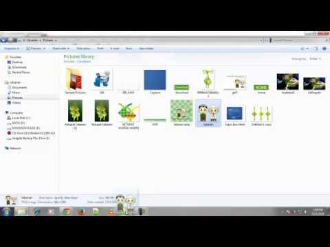Video Cara Membuat Kartu Ucapan Lebaran 1435 H