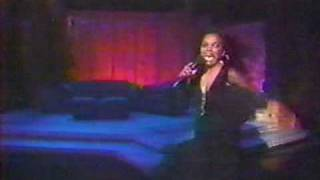 DIANA ROSS LIVE - THE FORCE BEHIND THE POWER - 1991