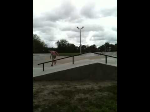 New skate park in Ormond Beach in progress