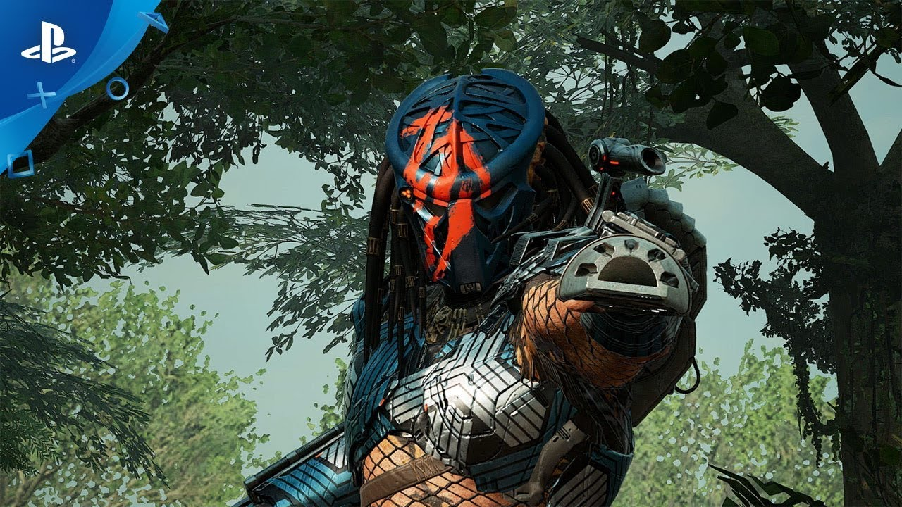 Трейлер игры Predator: Hunting Grounds
