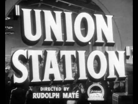 Midi, gare centrale (Union Station - 1950) - Bande annonce VO