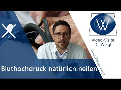 Wie Blutdruck Video messen