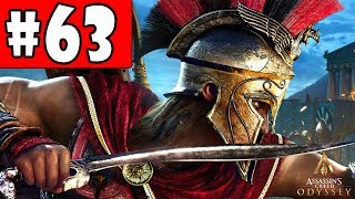 Assassin's Creed Odyssey - Walkthrough - Part 63 - Helping a Healer (PC HD) [1080p60FPS]