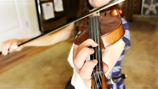 Paddy On The Turnpike (in Gm) Fiddle Tutorial