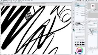 망가 스튜디오 한국어 강좌 Manga Studio EX Korean Study (Clip Studio) #1
