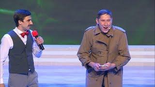 КВН Русская дорога - 2018 Голосящий КиВиН