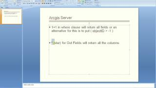 ArcGIS Server 10.x - Return all features and all fields from query window of Arcgis Rest Services