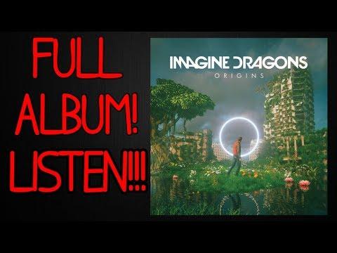 LEAK!!! FULL ALBUM ORIGINS! | IMAGINE DRAGONS - ORIGINS FULL ALBUM