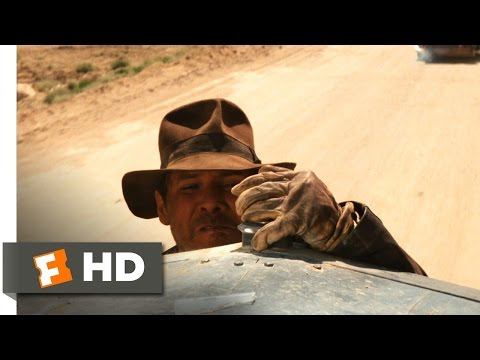 Truck Drag, Raiders of the Lost Ark (1981)