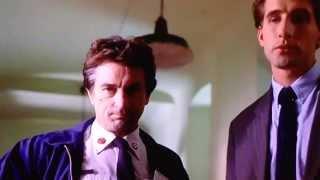 Backdraft Movie - Ronald (Donald Sutherland) parole hearing