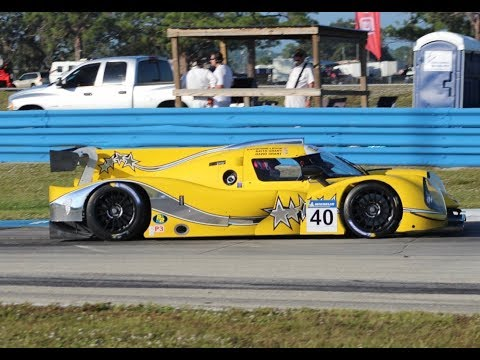 IMSA Michelin Encore at Sebring International Raceway 2018