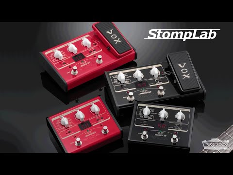 VOX StompLab 1G Kytarový multiefekt